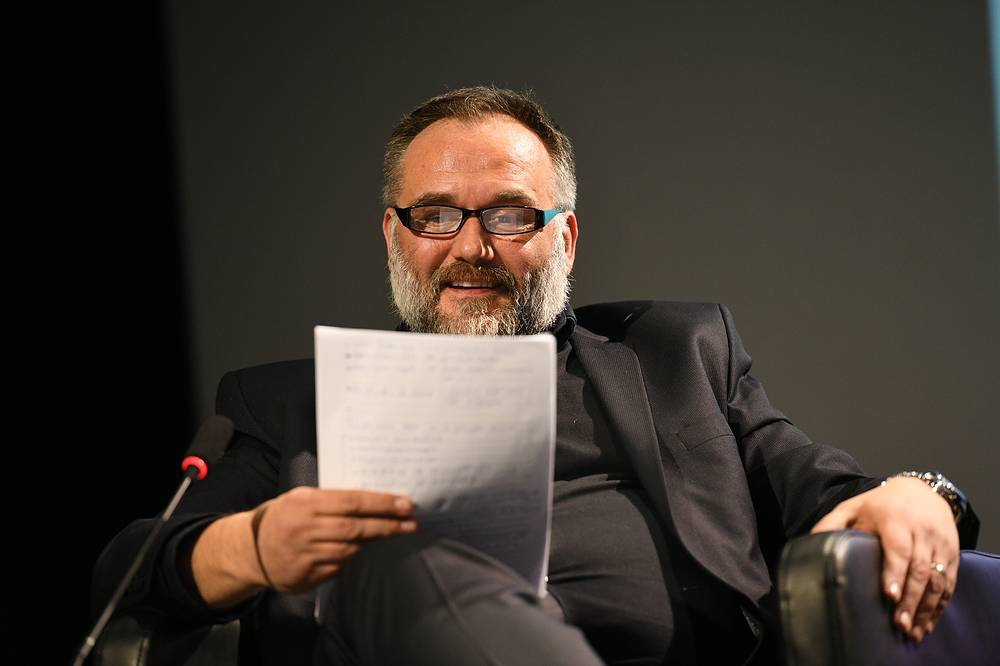 Президент европейской криминологической ассоциации Горазд Мешко