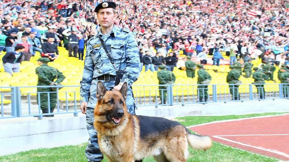 Фото ЦСН московской полиции