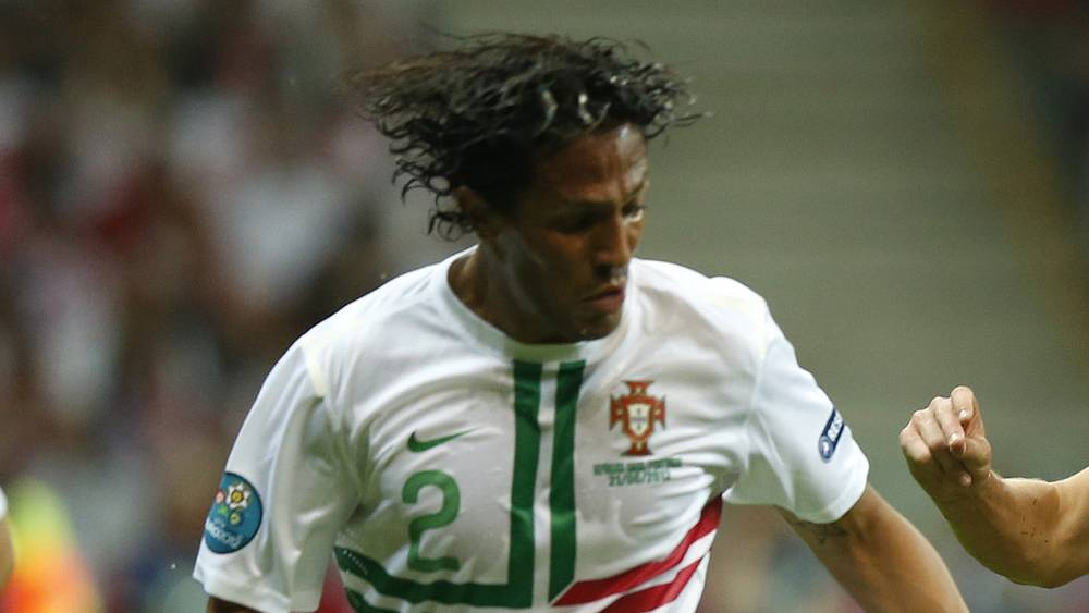 Бруну Алвеш. Португалия