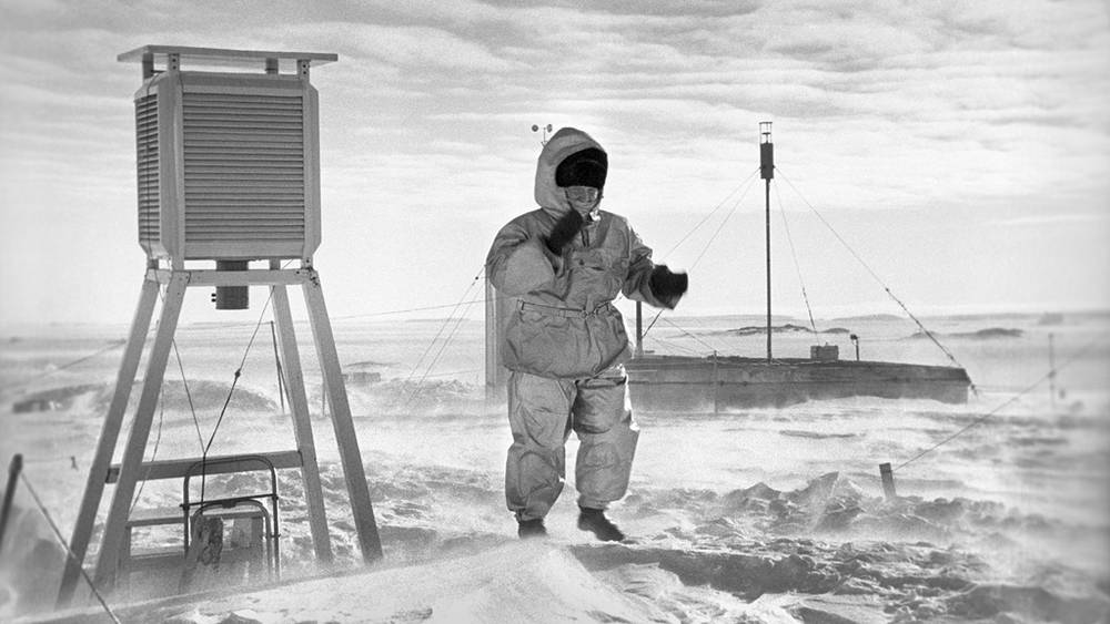 Метеоролог, 1957 год