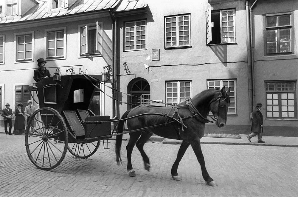 """Кадр из кинофильма """"Приключения Шерлока Холмса и доктора Ватсона"""", 1979"""
