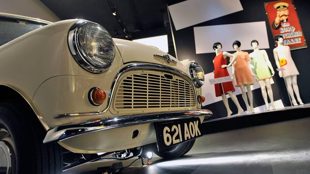 Morris Mini Minor 1959 года