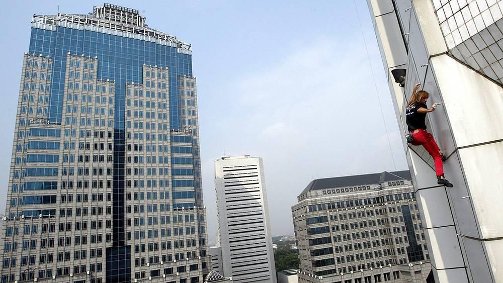 Джакарта, 2004