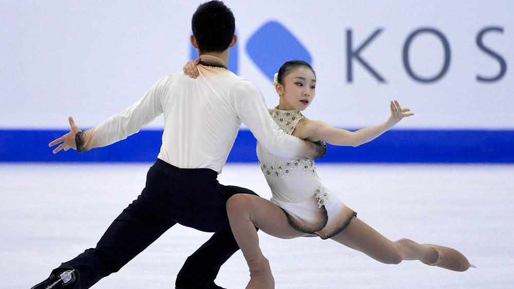 Наруми Такахаси и Мервин Тран. Фото EPA/ИТАР-ТАСС