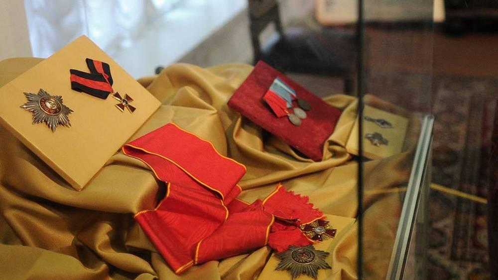 Открытие выставки «П.А. Столыпин. Жизнь за Отечество», 2011 год