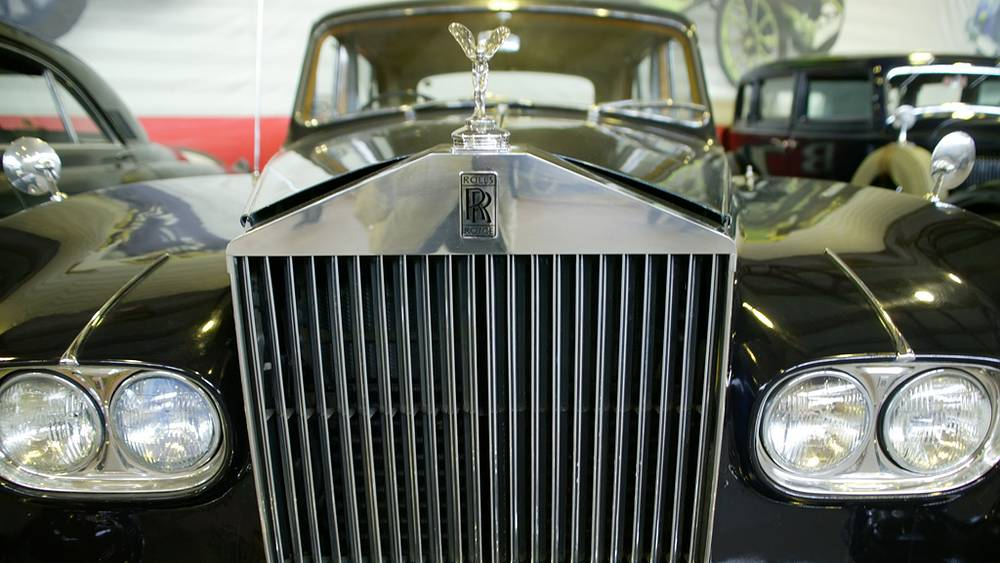 Rolls-Royce Silver Cloud III, годы выпуска 1962-1966