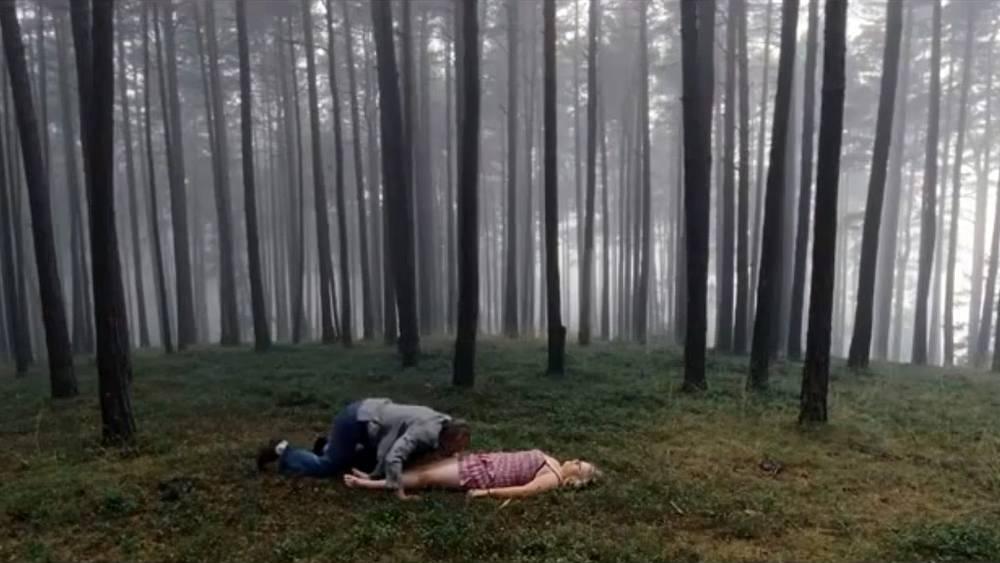 "Кадр из трейлера фильма ""Рай: Надежда"""