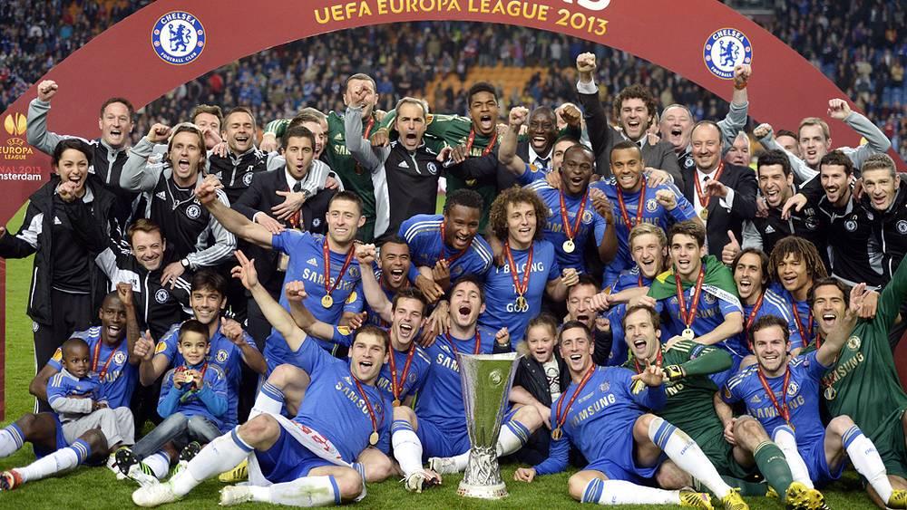 """""""Челси"""" взял Лигу Европы на следующий год после триумфа в Лиге чемпионов"""