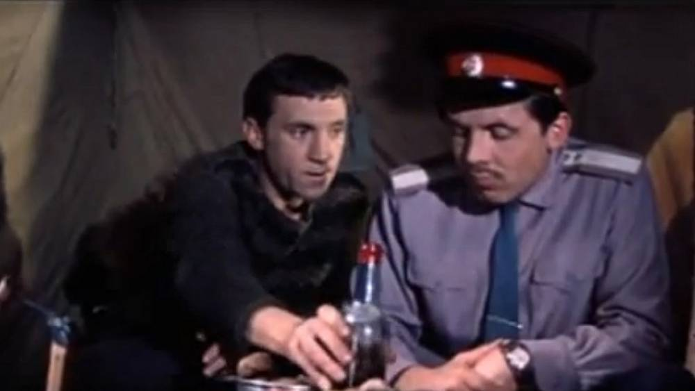 """Хозяин тайги"" 1968 год. Режиссер Владимир Назаров"