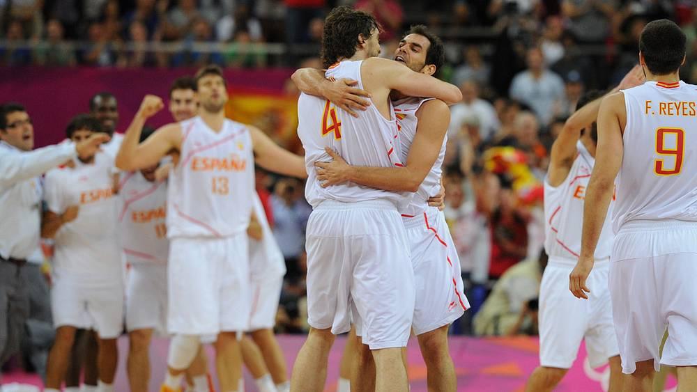Россия - Испания - 59:67