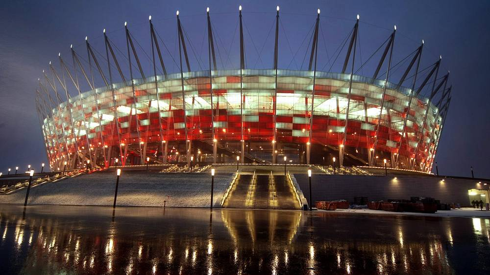 Стадион Евро-2012 во Вроцлаве, Польша