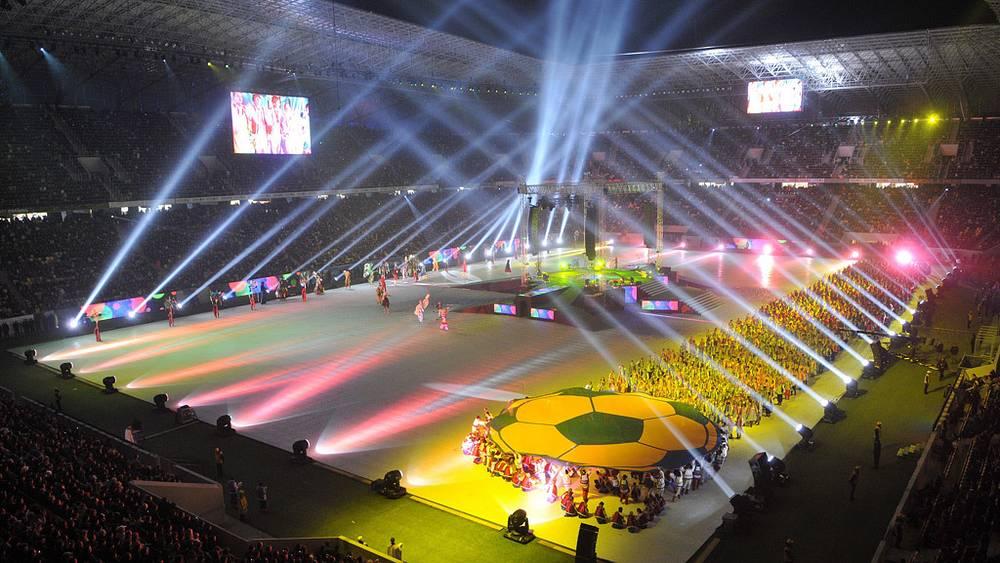 Стадион Евро-2012 в Львове, Украина