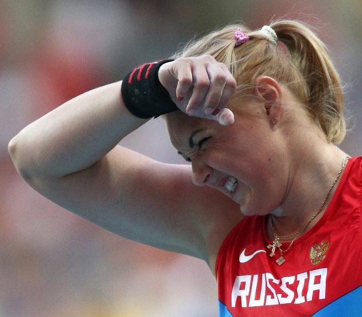 Россиянка Евгения Колодко заняла лишь пятое место