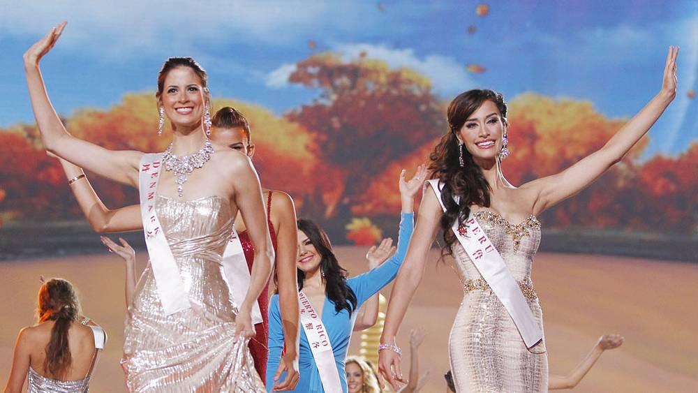Церемония открытия конкурса