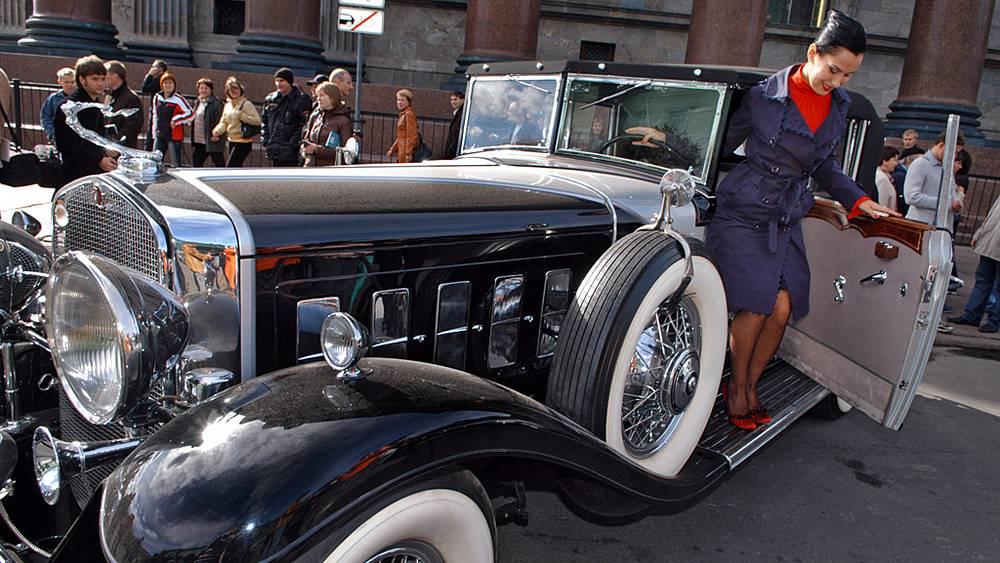Cadillac V12 1930 года
