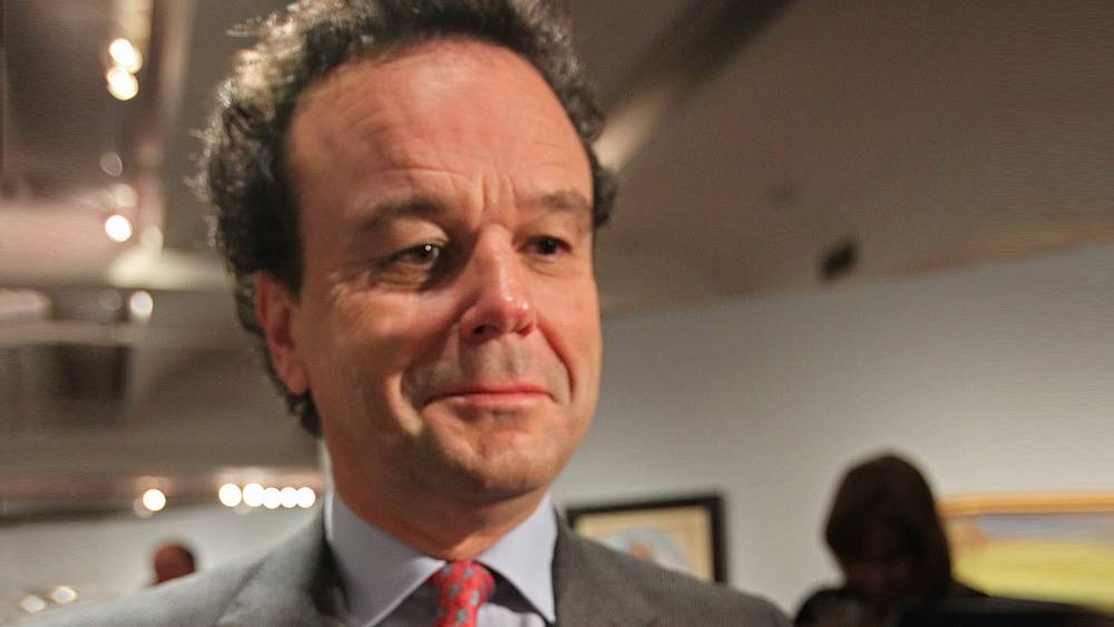 Председатель отделения аукционного дома Sotheby's в Европе и на Среднем Востоке Дэвид Беннетт