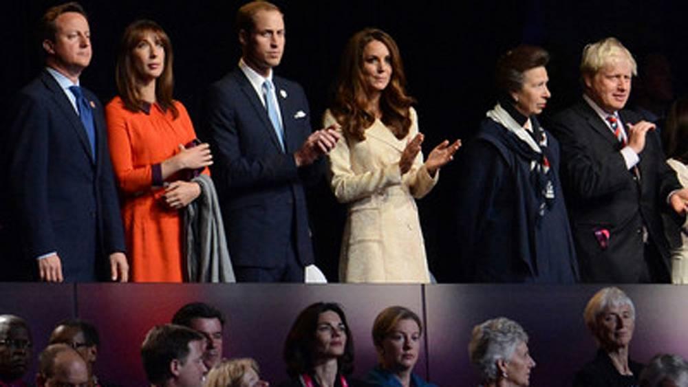 Церемония открытия XIV летней лондонской Паралимпиады