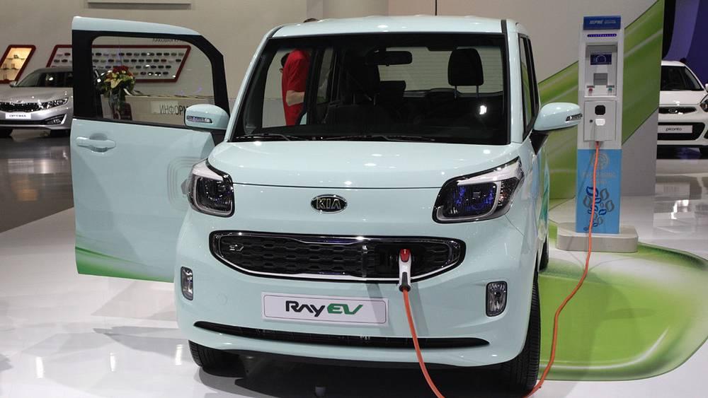 Kia Ray EV