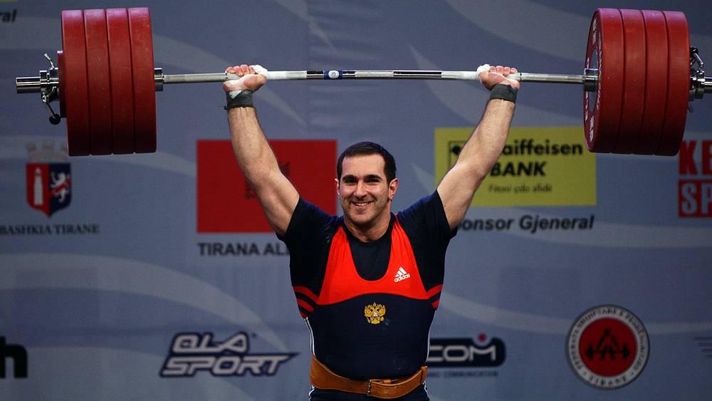 Давид Беджанян (Россия)