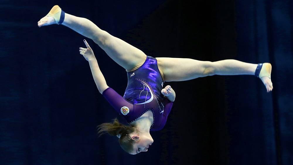Россиянка Алия Мустафина