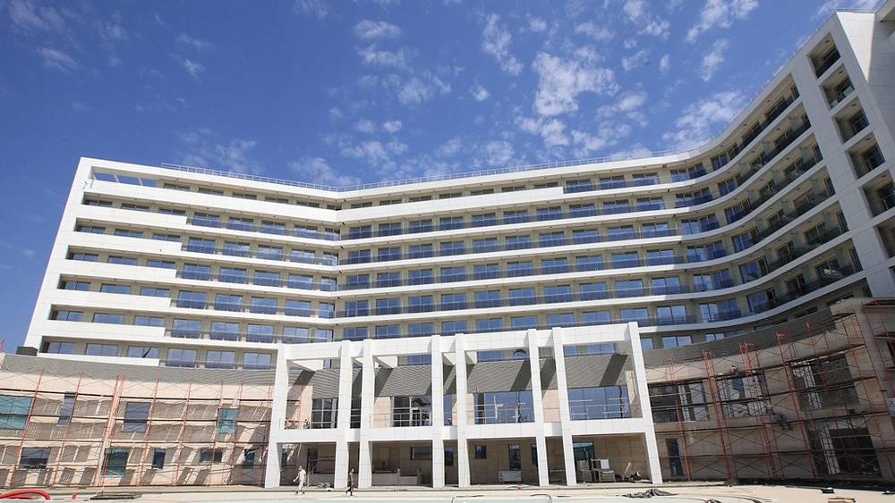 Гостиница для размещения членов МОК