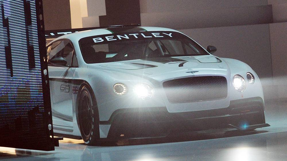 Bentley GT3