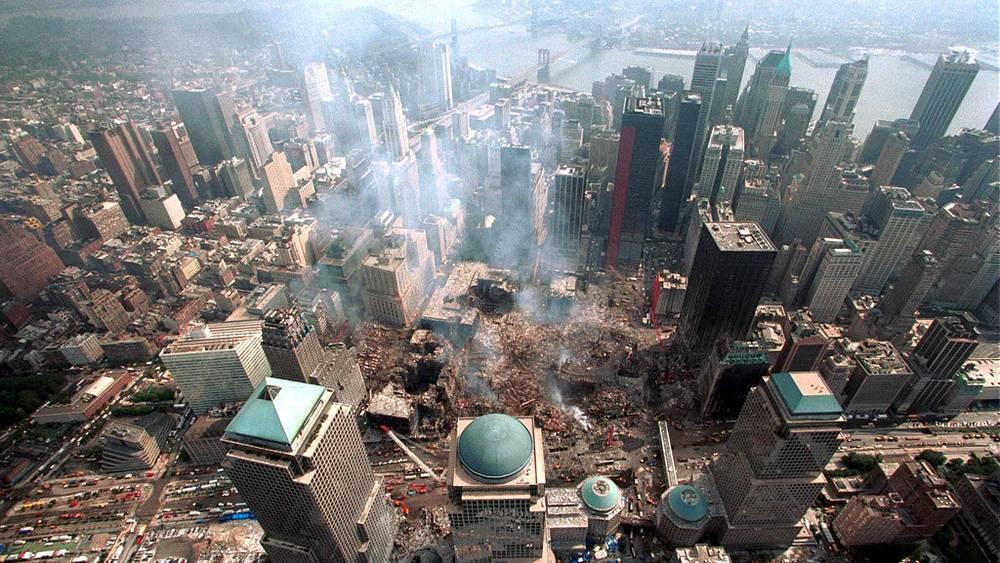 Вид на место трагедии