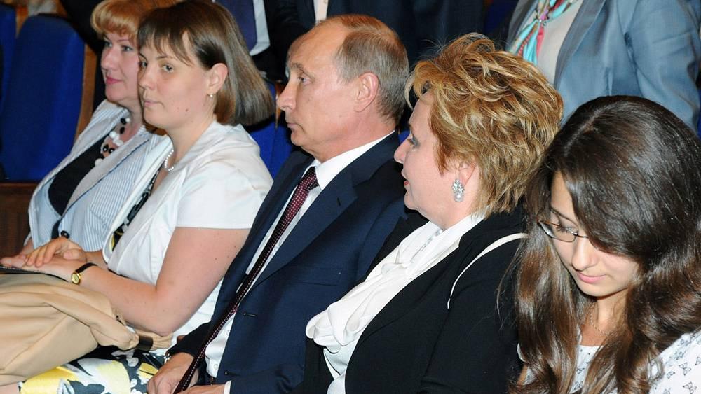 2013 год. Чета Путиных объявила о разводе