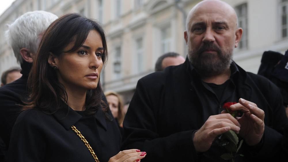 Тина Канделаки и Павел Каплевич