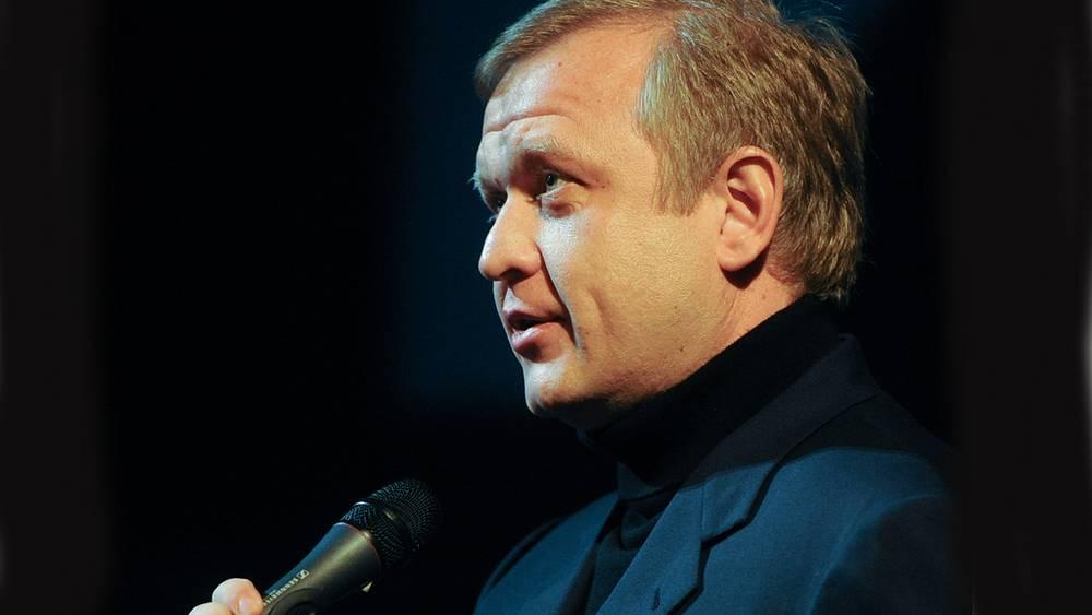 Глава департамента культуры Москвы Сергей Капков