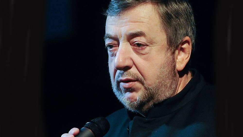 Режиссер Павел Лунгин