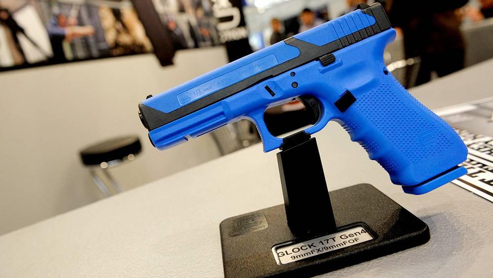 Пистолет фирмы Glock