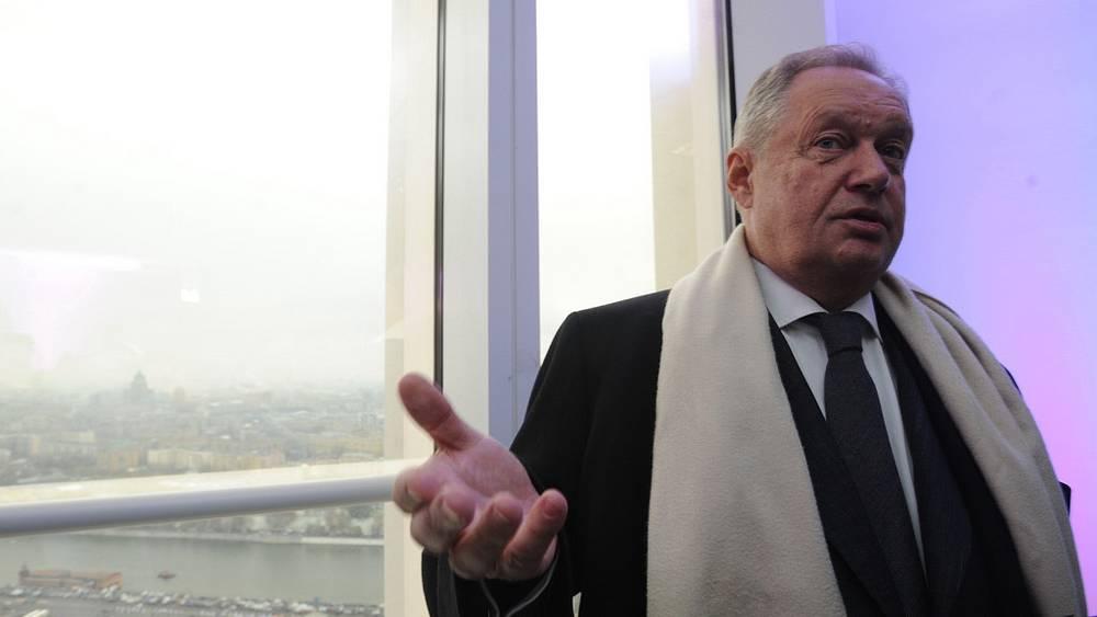 Генеральный директор ГУП Моспроект-2 им.М.В.Посохина Михаил Посохин