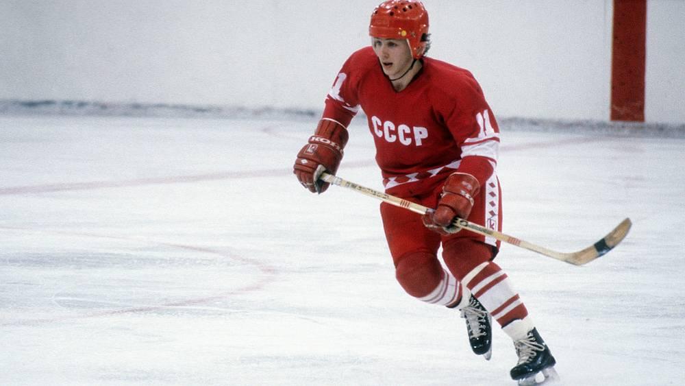 Игорь Ларионов, 1982 год