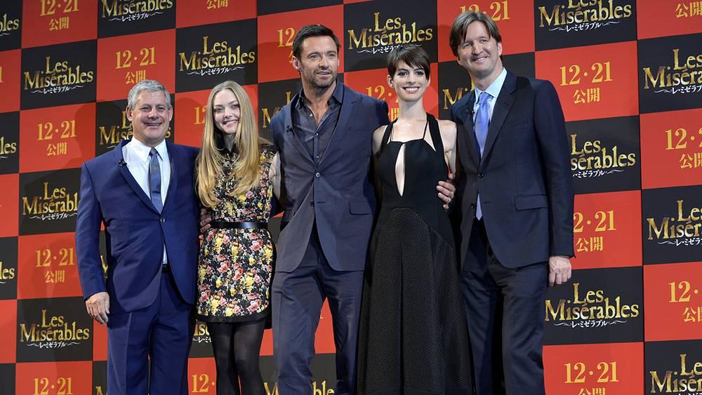 """Съемочная группа фильма """"Отверженные"""" /Les Misérables/"""