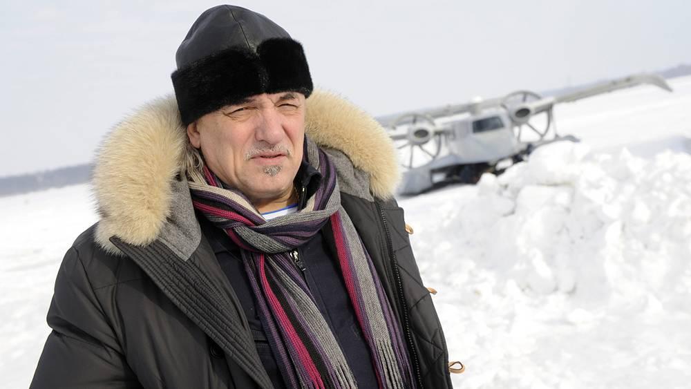 Главный конструктор Владимир Буковский