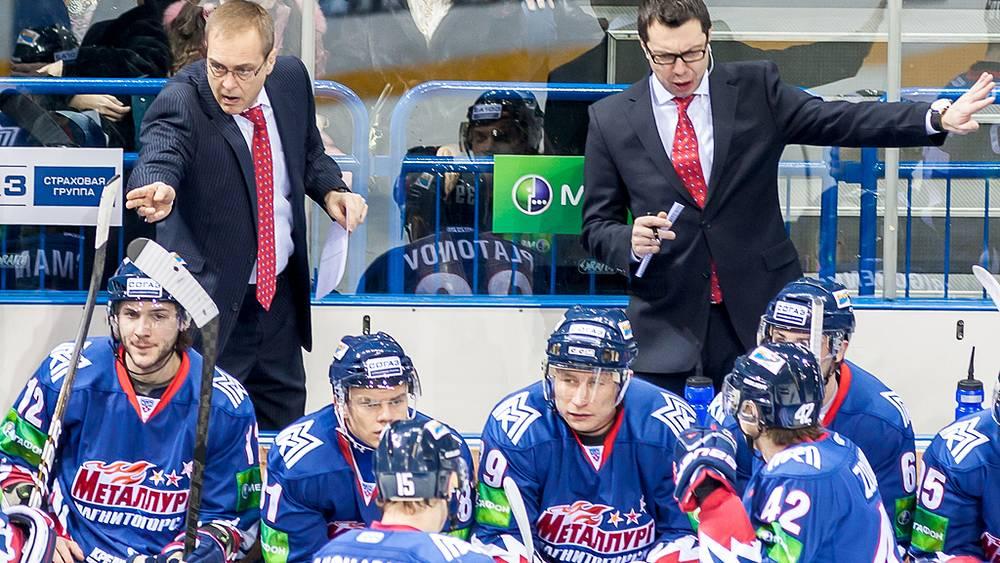 Пол Морис и Илья Воробьев (слева направо)