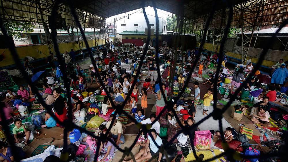 Филиппины. Фото: EPA/ИТАР-ТАСС