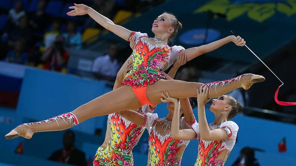 Сборная России.Фото ИТАР-ТАСС/Валерий Шарифулин