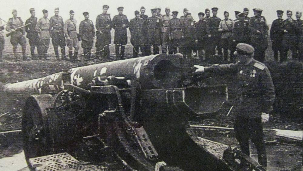 Маньжчурия. 1945. Фото ЦГАФК