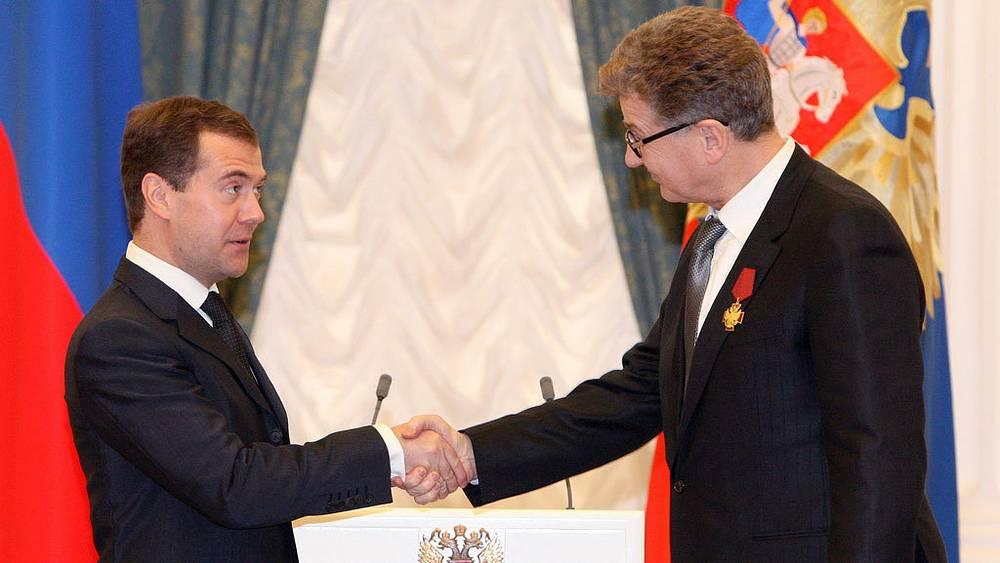 2009. Фото ИТАР-ТАСС/Михаил Климентьев