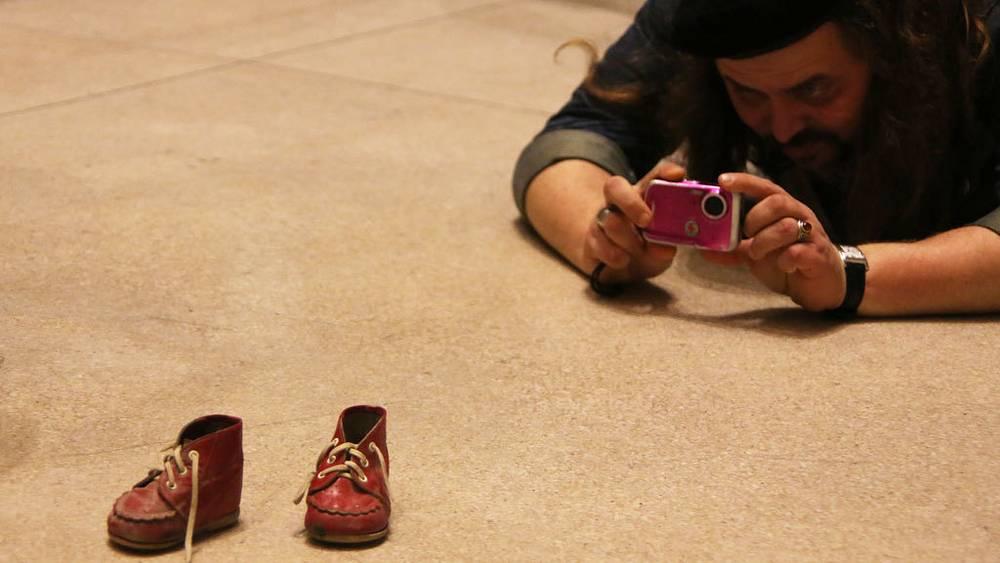 Альфредо и Исабель Акилисан. Фрагмент инсталляции.Фото ИТАР-ТАСС/Сергей Шахиджанян