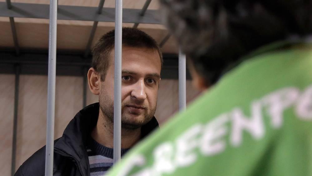 Руслан Якушев, Украина. Фото AP/Efrem Lukatsky
