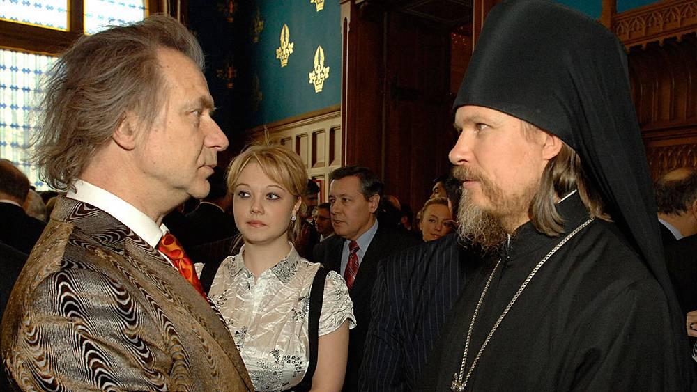А.Шилов и  владыка Марк. 2008 г. Фото ИТАР-ТАСС/Юрий Машков
