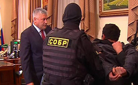 Фото ИТАР-ТАСС/ Пресс-служба ГУ МВД РФ