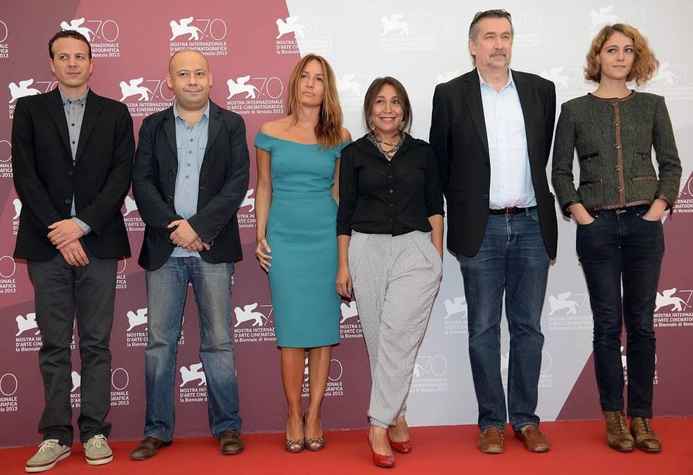 Члены жюри дебютных фильмов