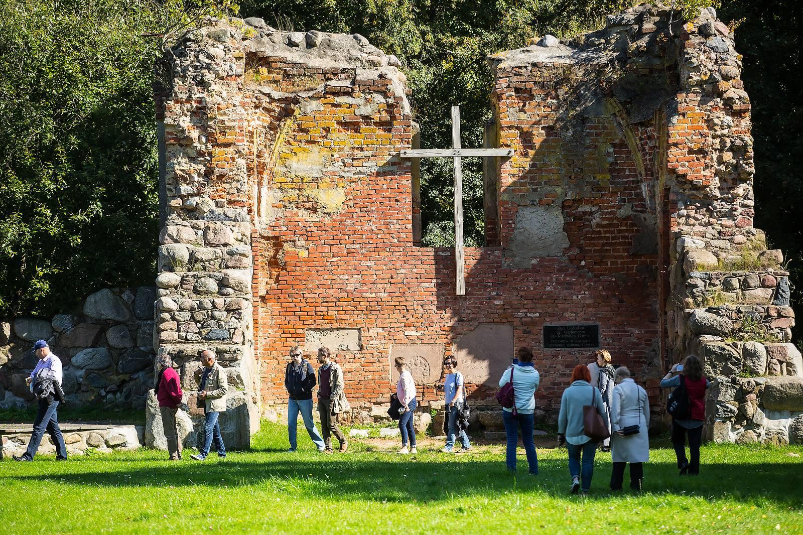 По Янтарному пути — редкими тропами древней Пруссии