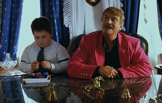 "кадр из фильма ""Жмурки"" Алексея Балабанова"