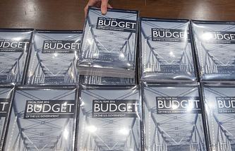 Копии бюджета США на 2016 год финансовый год доставлены в Конгресс