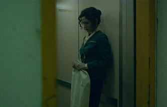 """Кадр из фильма """"Смерть в Сараево"""""""
